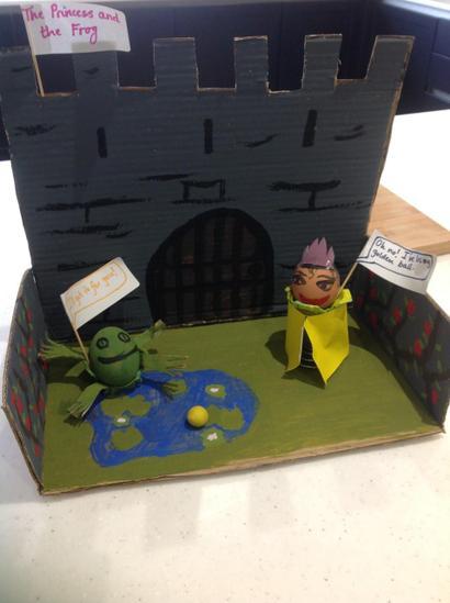 Mrs Rutter - Princess & the Frog