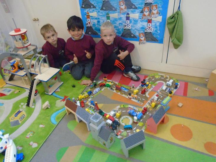 Exploring road safety through play,