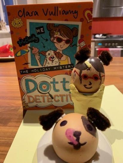 Erin - Dotty Detective