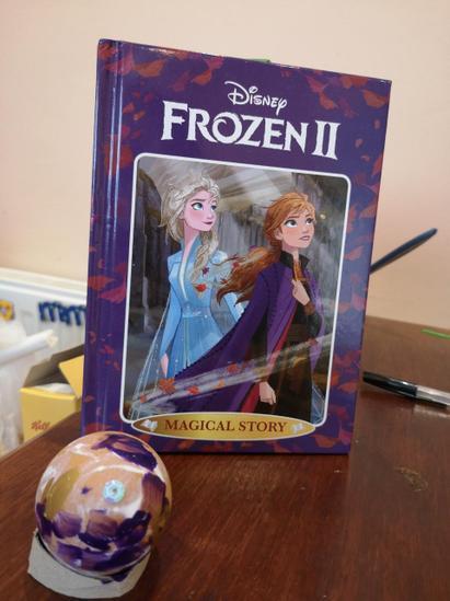 WINNER Katrina- Elsa from Frozen