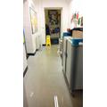 Staffroom Corridor