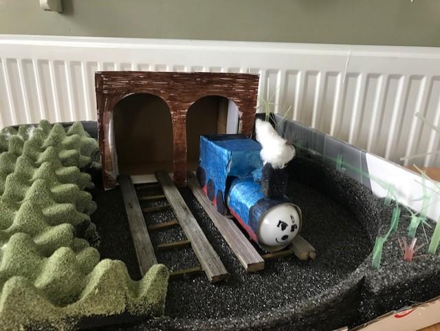 Matthew- Thomas the Tank Engine