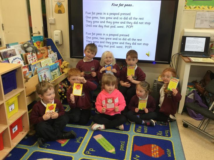 Good works certificates at the end of each week - well deserved.