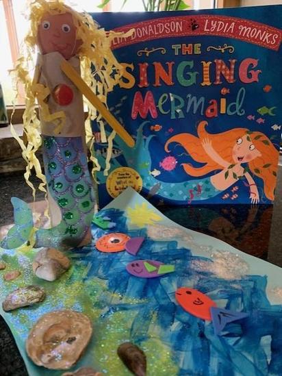 WINNER Zoe- The Singing Mermaid