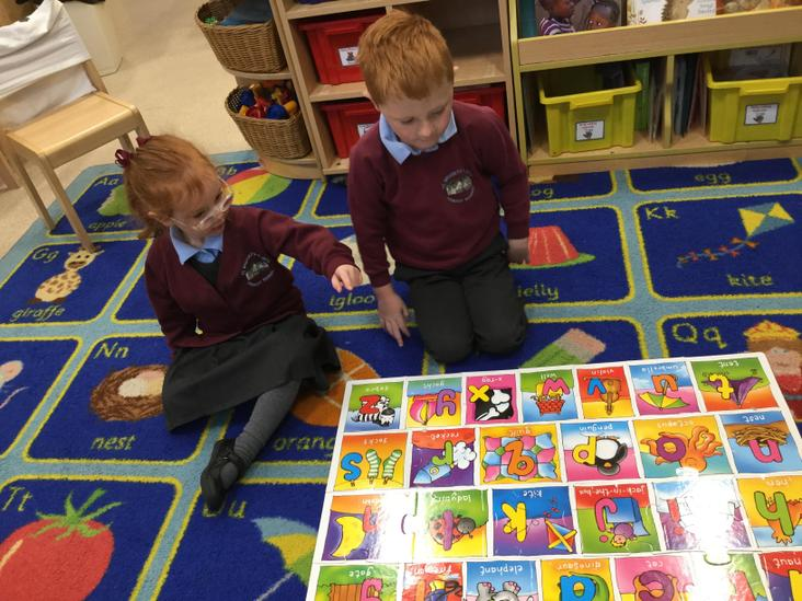 Puzzle time and team work