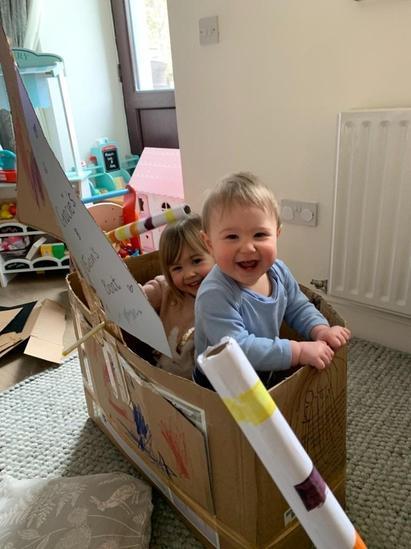 Nursery home learning adventures