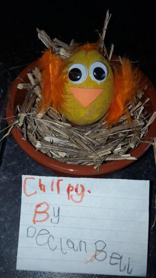 Declan - Class1's Chick