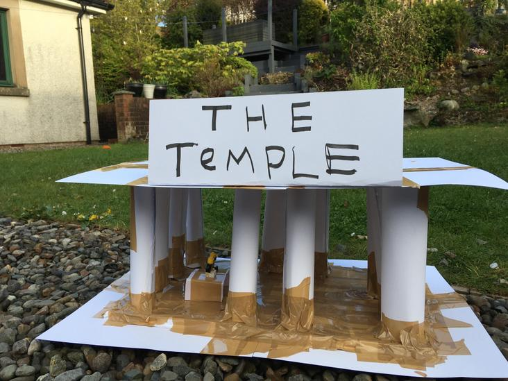 Tom's 3d Temple