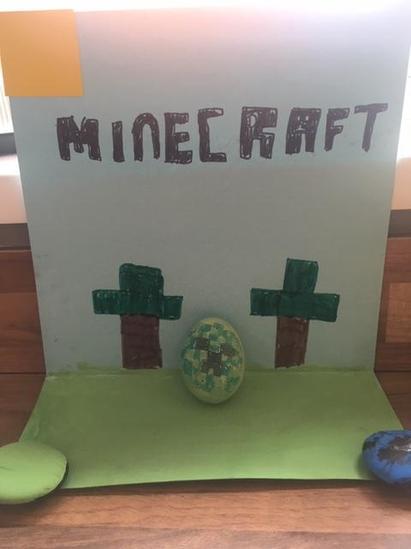 WINNER Olly- Minecraft