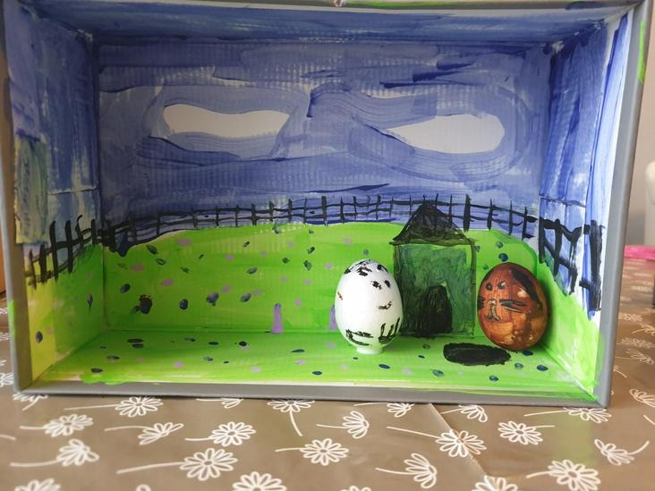 Zoe- Rhyming Rabbit