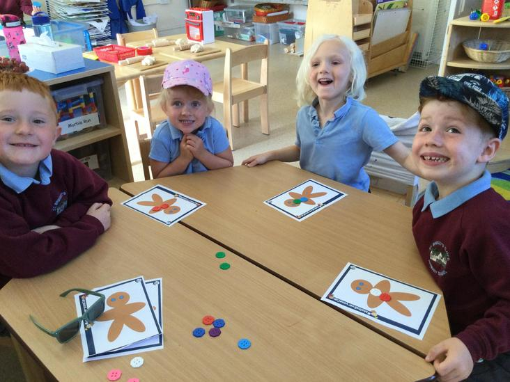 Sharing in numeracy