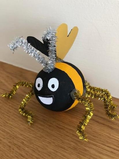 Mrs Middleton 2- Busy Bee