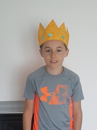 Kaiden's crown design