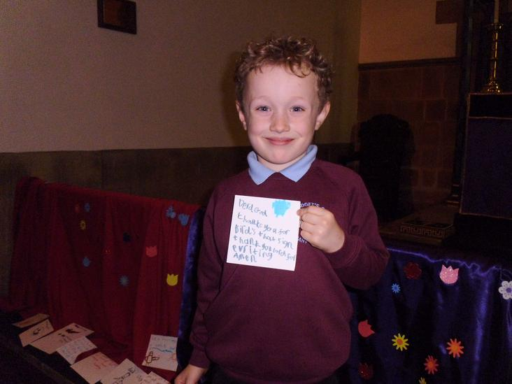 Well done Oliver.