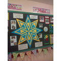 Maths Display from Maths Week 2015