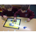 Two Digit Place Value Game