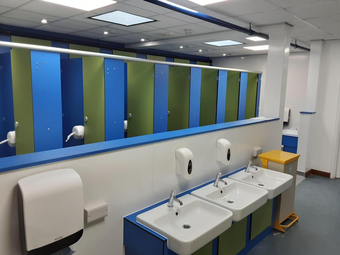 KS1 Toilets