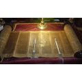 The Torah (Jewish holy scrolls)