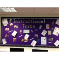 Y 5 Display on Instructional Text