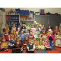 Mrs Yeoman's class