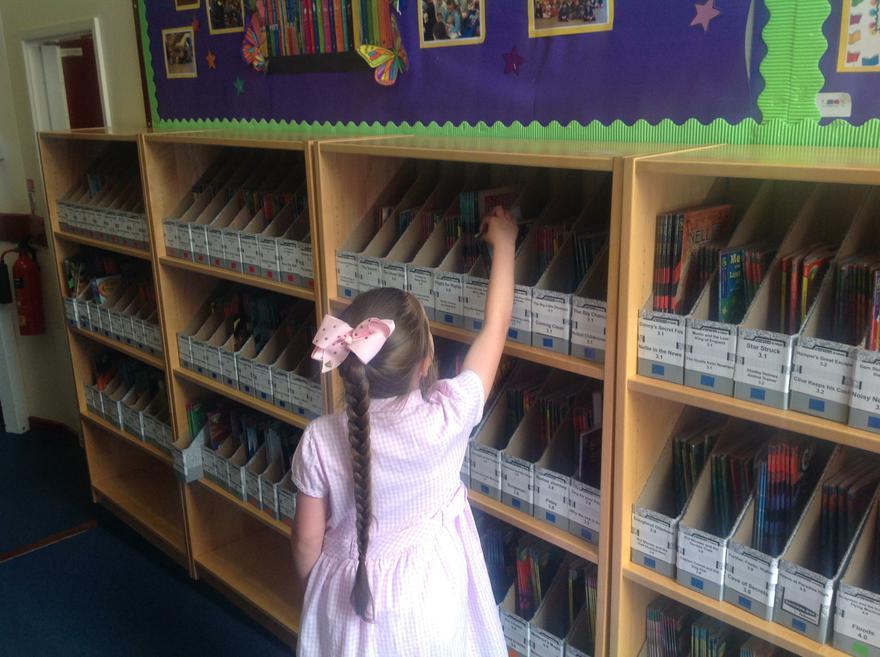 Our Reading Scheme