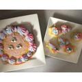 Caitlin's biscuit baking