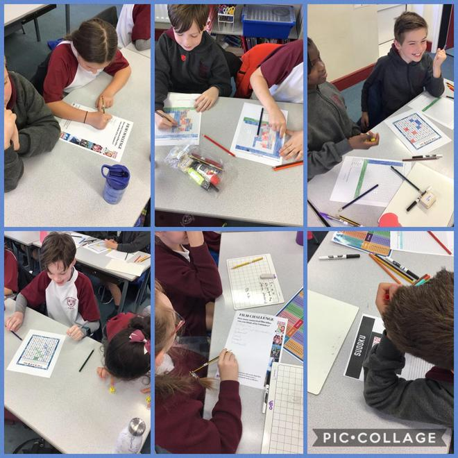 To celebrate Liverpool number day 2020, Children took part in various maths activities!