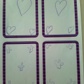Abigail's card game