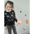 Abigail's planet model