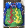 Magic Maths Garden game by Luke
