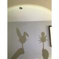 Ella's Bunny Shadow Puppet (Y6)