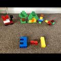 Luke's Lego creations