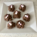 Caitlin's rocky road brownies