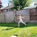 Abigail's marathon distance running