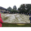 Taking down the parachute