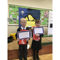 Year 1 winners