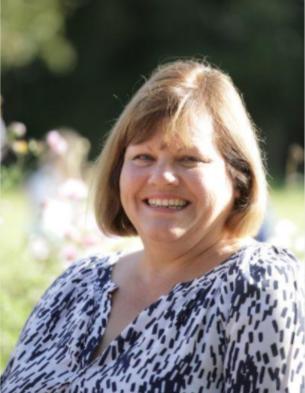 Joanne Brownjohn, class TA