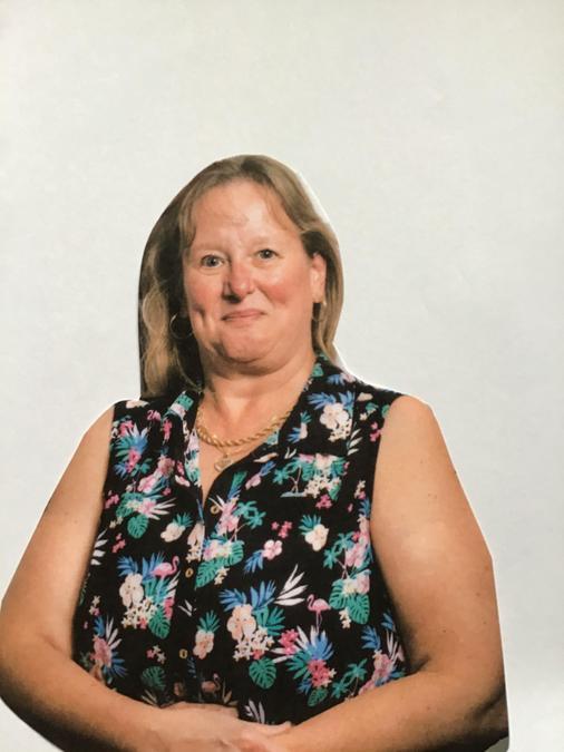 Mrs Debbie Wiles, class TA