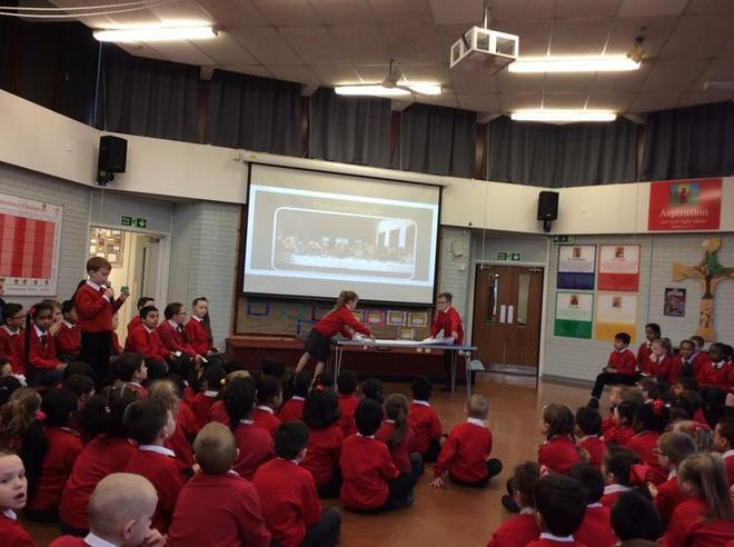 The Last Supper - Year 4