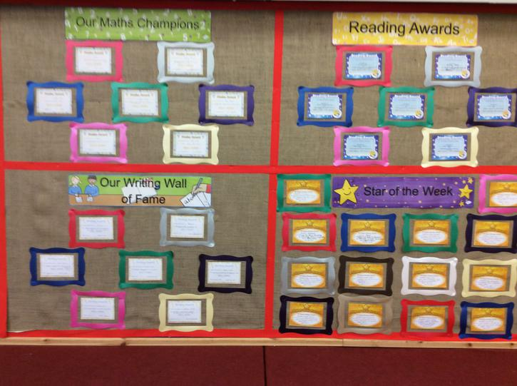 We celebrate our achievements every week.