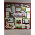 Our 'Families' display.
