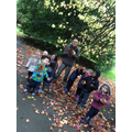Our trip to Calderstones park!
