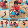 Our trip to New Brighton beach!