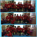 Chinese animals ready to begin their race!