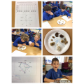 Year 5 creating snacks fora expedition
