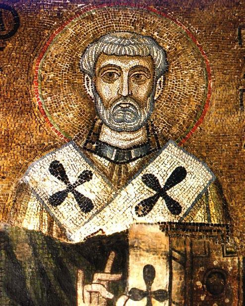 St Clement Born: 35 AD    Died: 99 AD