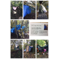 Year 5 building shelters