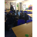 Mrs Gannon explains the strange events she saw.