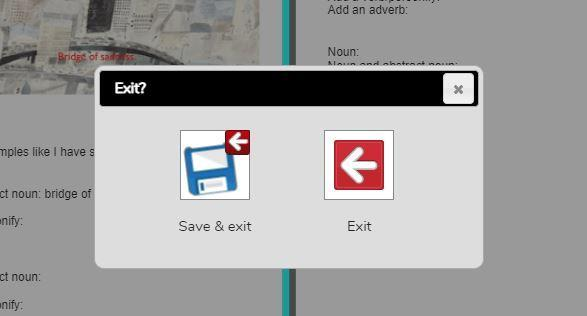 Click the 'Exit' button and press 'Save & Exit'.