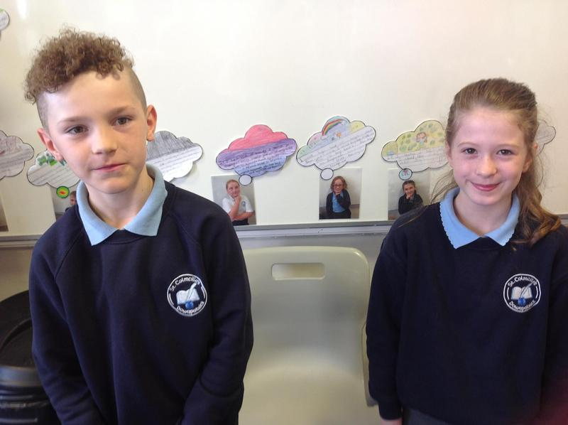 Well done Callum and Kacie.